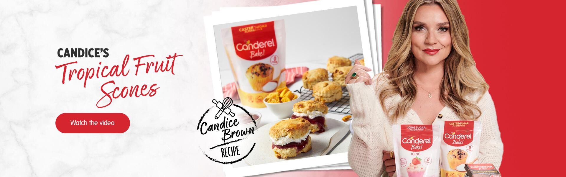 Candice Brown's Tropical Scones
